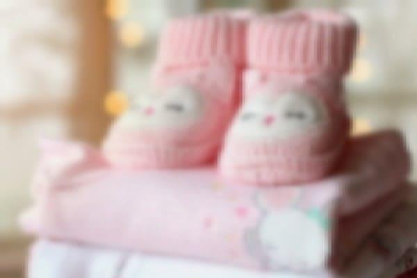 赤ちゃん用の靴下
