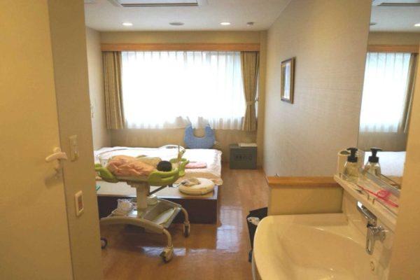 桜新町産後ケアセンターの部屋
