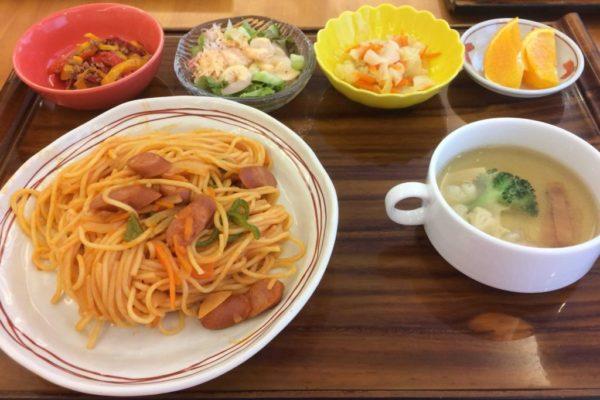 桜新町・産後ケアセンターの食事