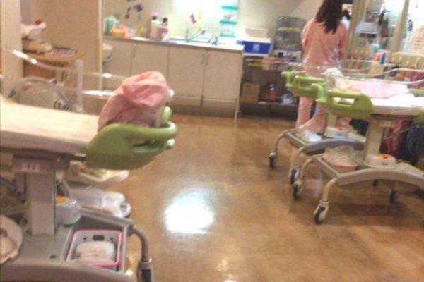 桜新町・産後ケアセンターの授乳室