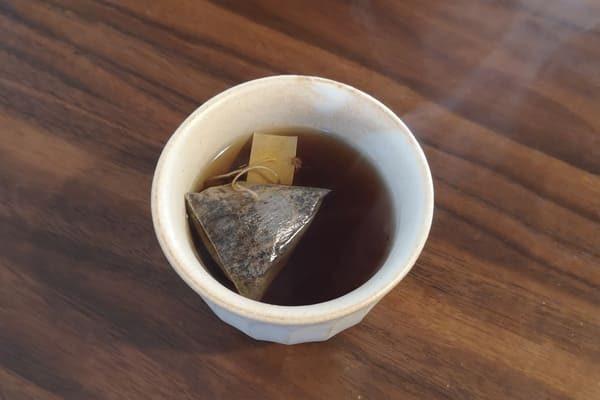 カップに入ったたんぽぽコーヒー