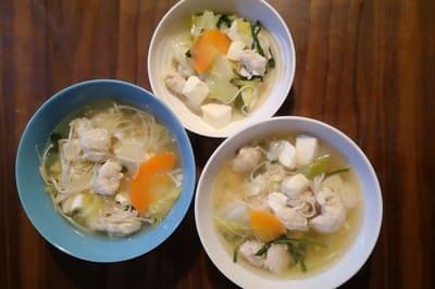 ヨシケイ・プチママ金曜の調理後写真
