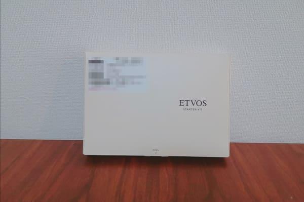 エトヴォスのスタータキットは店舗で買える?