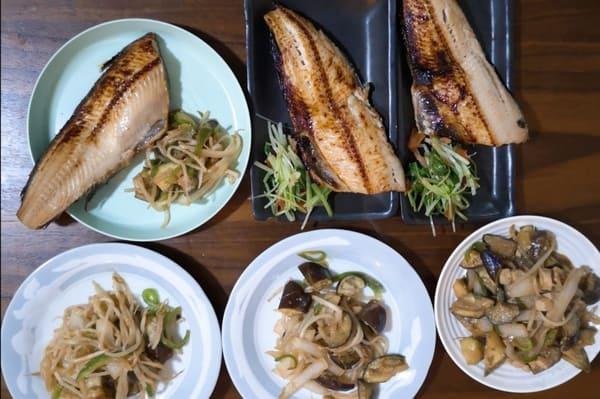 ヨシケイカットミール水曜の調理後写真