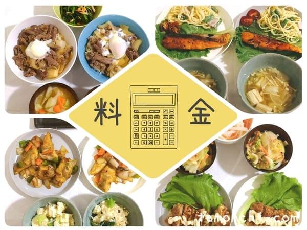 ヨシケイのキットで作った料理の写真