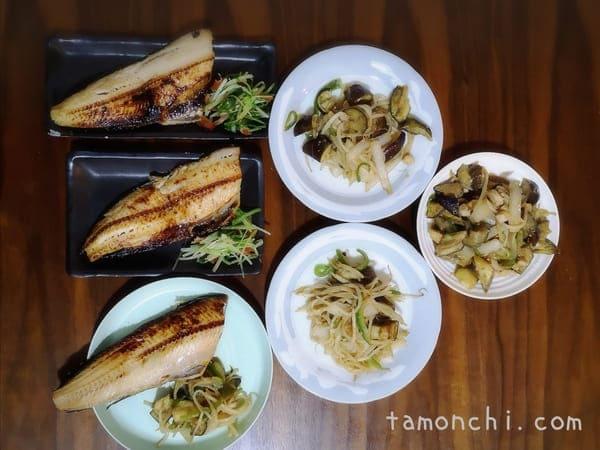 ヨシケイのカットミールで作った料理の写真