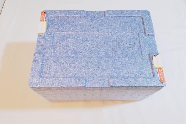 ヨシケイ夕食ネットの保冷ボックス