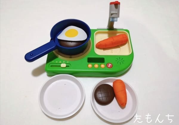 キッチンセットの写真