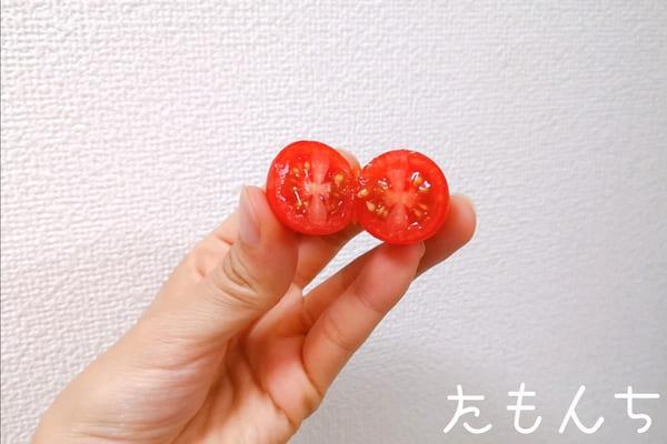 オイシックスのミニトマト