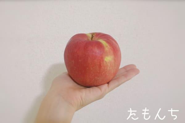 りんごの写真