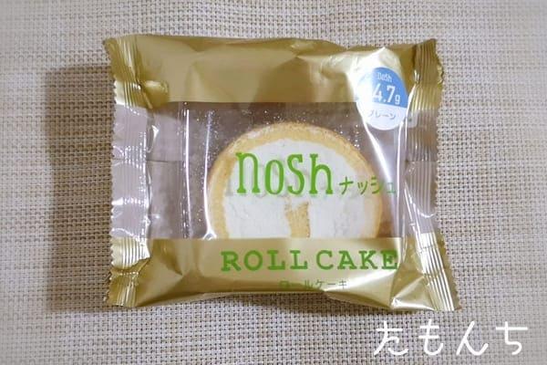 ナッシュロールケーキの写真