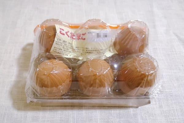 卵のパッケージ